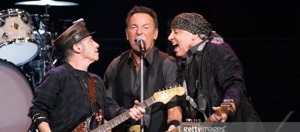 Bruce Springsteen And The E Street Band In Concert: Photo: Blasting News Library- gettyimages.com