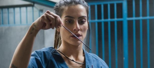 Cleo Pires e a estreia na série Supermax da Globo