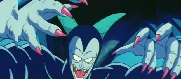 Devilman-Akkuman personaje DB 1989