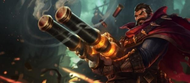 Graves, campeón de League of Legends