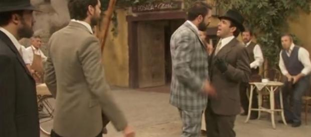 Il Segreto, anticipazioni puntata 1150: Severo e Carmelo si picchiano