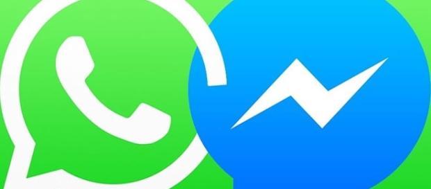 Integração entre WhatssApp e facebook