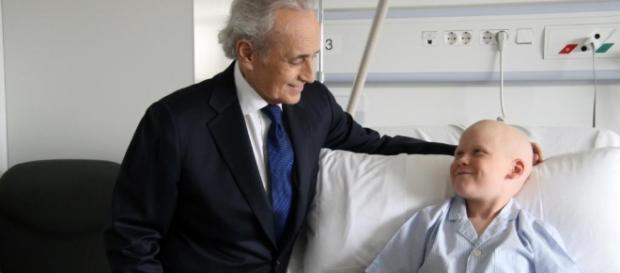 Lucha contra la leucemia: Fundación Josep Carreras