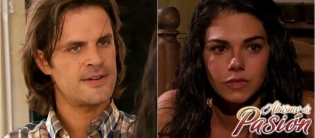 O casamento de Gael e Paloma será infeliz.