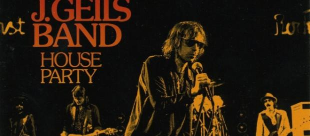The J. Geils Band House Party Live In Germany | Innocent Words - innocentwords.com