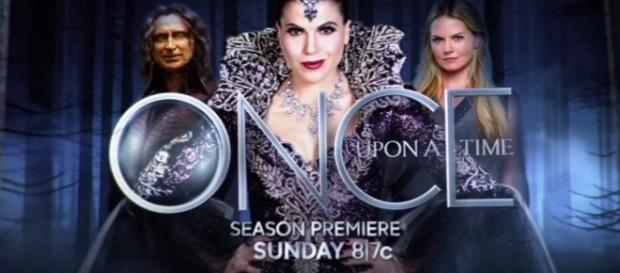 Watch the 'Once Upon A Time' season 6 premiere sneak peek - Photo via Television Promos/Photo Screencap via ABC/YouTube.com