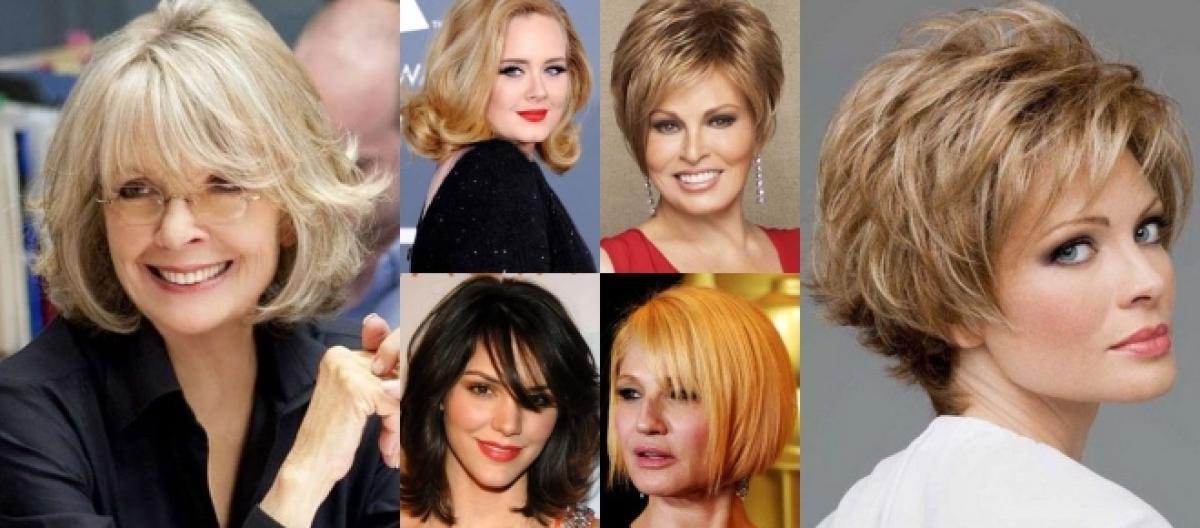 Tagli capelli corti donne mature 2016