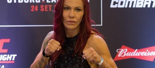 A luta principal será entre a brasileira Cris Cyborg e a sueca Lina Lansberg