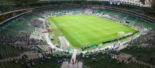 O Palmeiras abre a 27ª rodada, recebendo o Coritiba no Allianz Parque