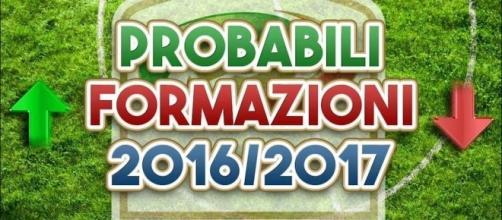 Serie A Probabili Formazioni Fantagazzetta - nordenergi.org