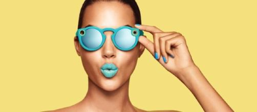 Spectacles, ecco gli occhiali di Snapchat che registrano video di 10 secondi