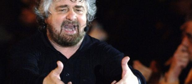 Beppe Grillo: l'utero in affitto mi spaventa, no ai sentimenti low ... - gazzettadellasera.com
