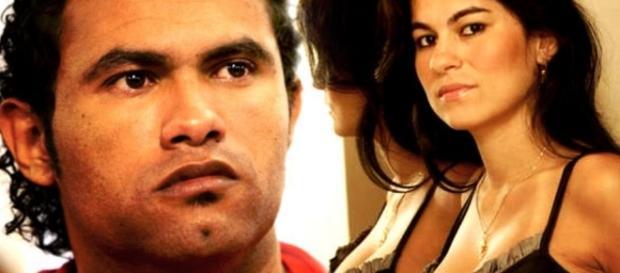 Bruno e Eliza Samúdio - Foto/Reprodução
