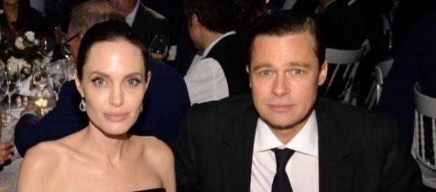 Hollywood power couple Brad Pitt and Angelina Jolie are moving to ... - digitalspy.com