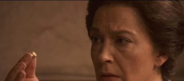 Il Segreto, puntata 1151: Francisca trova una fortuna