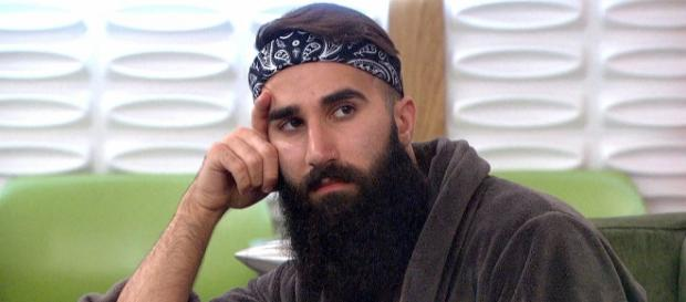 "Paul Abrahamian screen grab from ""Big Brother'"