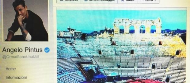 Pintus e la proposta di matrimonio all'Arena di Verona