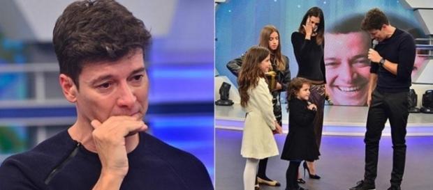Rodrigo Faro e a polêmica da falsa filha