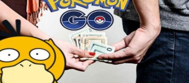 Se aproxima el mercado negro de los pokémon dentro del juego.