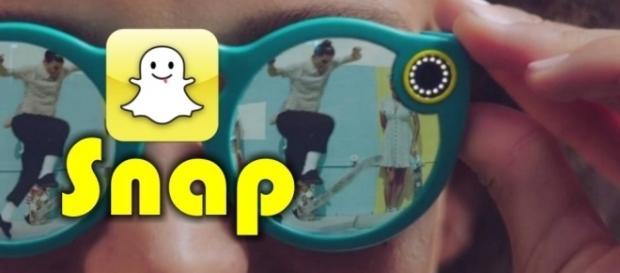Snapchat muda de nome e traz óculos para os usuários