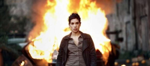 Squadra Antimafia 8, 4^ episodio: Rosalia scopre che Rosy Abate è viva.