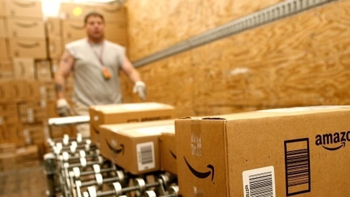 Ferte Lavoro 500 Assunzioni Amazon Per Il Nuovo Centro
