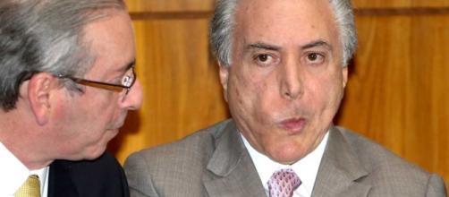 Cunha está cumprindo as ameaças que fez contra Temer