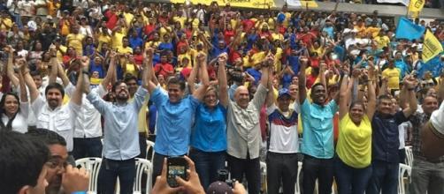 La MUD ratifica consenso entre todos los representantes de la oposición