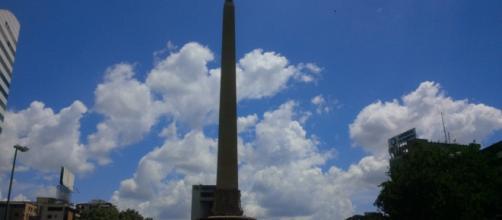 La Plaza Francia del Altamira fue el escenario de una nueva cola para los venezolanos