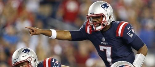 Rookie quarterback Jacoby Brisset leads New England Patriots to ... - scmp.com