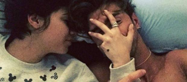 Andrea Damante e Giulia De Lellis sempre più innamorati: le ... - sologossip.it