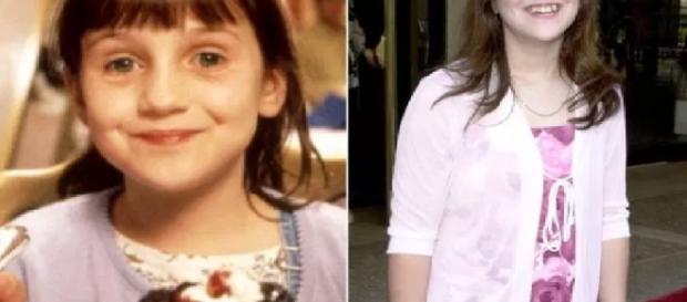 Atriz de Matilda faz revelações e choca o mundo