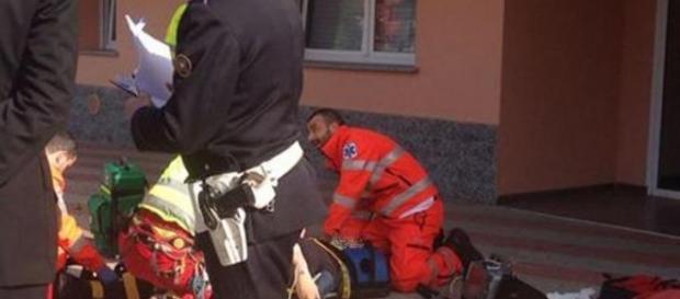 Calabria: ragazza precipita dal terzo piano, ignote le cause