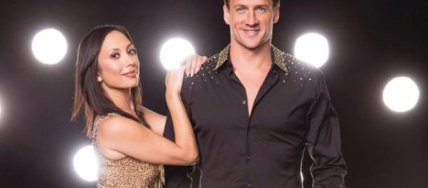 DWTS' Footage Shows Security Take Down Of Ryan Lochte Protesters ...- inquisitr.com