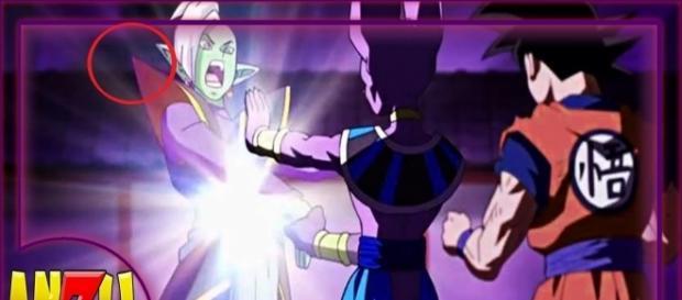 HAKAI el poder del dios de la destruccion