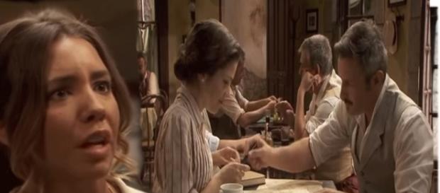 Il Segreto, anticipazioni trama 1152: Alfonso e Hortencia complici