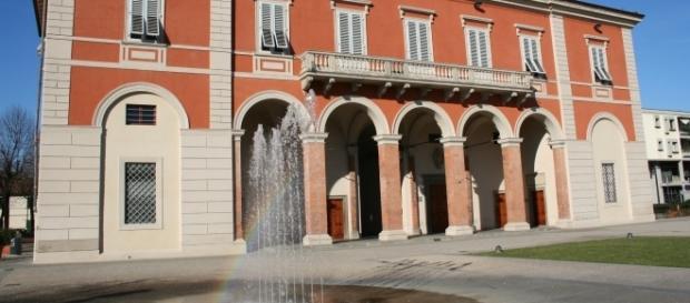 Scandicci, uno scorcio di Piazza Matteotti