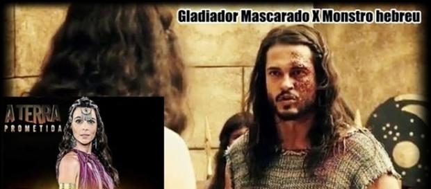 Torneio de gladiadores por Raabe