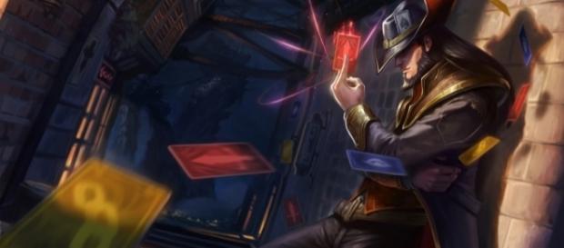 Twisted Fate, campeón de League of Legends