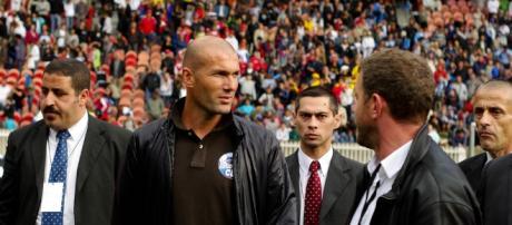 Zidane hace cambios continuamente buscando lo mejor para el Madrid