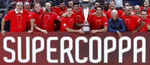 FOTO Basket, Milano vince la prima Supercoppa   LaPresse - lapresse.it