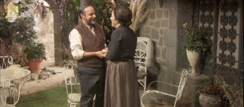 Il Segreto, anticipazioni all'8 ottobre: Francisca e Raimundo si sposano