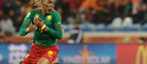 L'ancien capitaine du Cameroun, Rigobert Song, victime d'un AVC - LCI - lci.fr