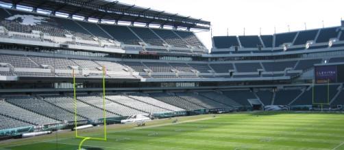 Lincoln Financial Field, home of the Philadelphia Eagles. Photo c/o Wikimedia Commons/Wikipedia.fr