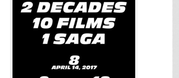 2 décadas, 10 películas una saga