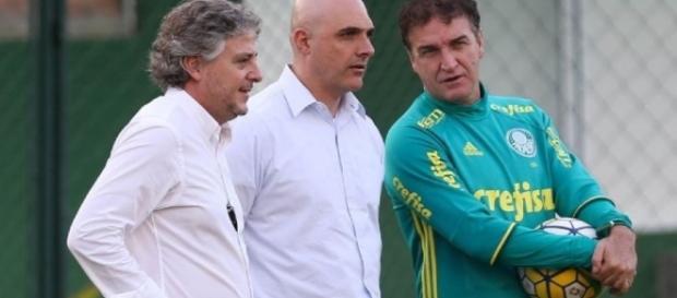 Palmeiras é o atual líder do Brasileirão
