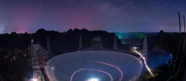 Fotos | En busca de vida extraterrestre, China inauguró el ... - com.ar