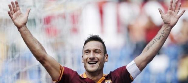 Francesco Totti compie 40 anni
