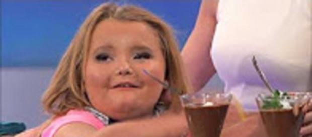 Honey Boo Boo and Mama June's Taste Test Challenge -- The Doctors Youtube channle