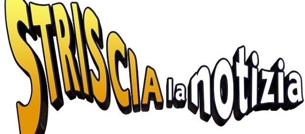 Il logo ufficiale di Striscia la notizia